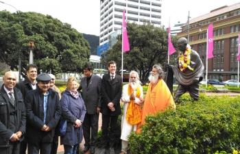 Gandhi Jayanti 02.10.2016
