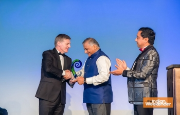 Kiwi Indian Hall of Fame Awards 2017