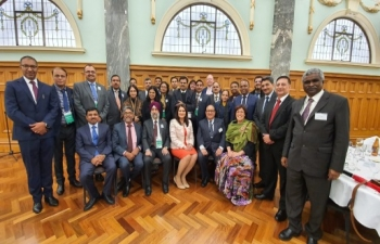 Visit of a group of 20 Senior Civil Servants from India for a training programme at Australia and New Zealand School of Government (ANZSOG)