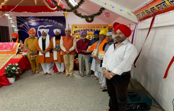 Events organised for Celebrating the 550th Birth Anniversary of Guru Nanak Dev Ji in New Zealand