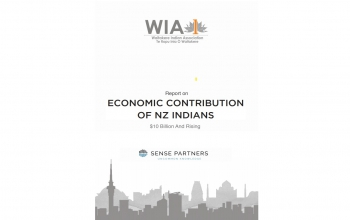 Economic contribution of NZ Indians -by Waitakere Indian Association