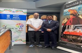 India@75 Presenting Indian Cuisine